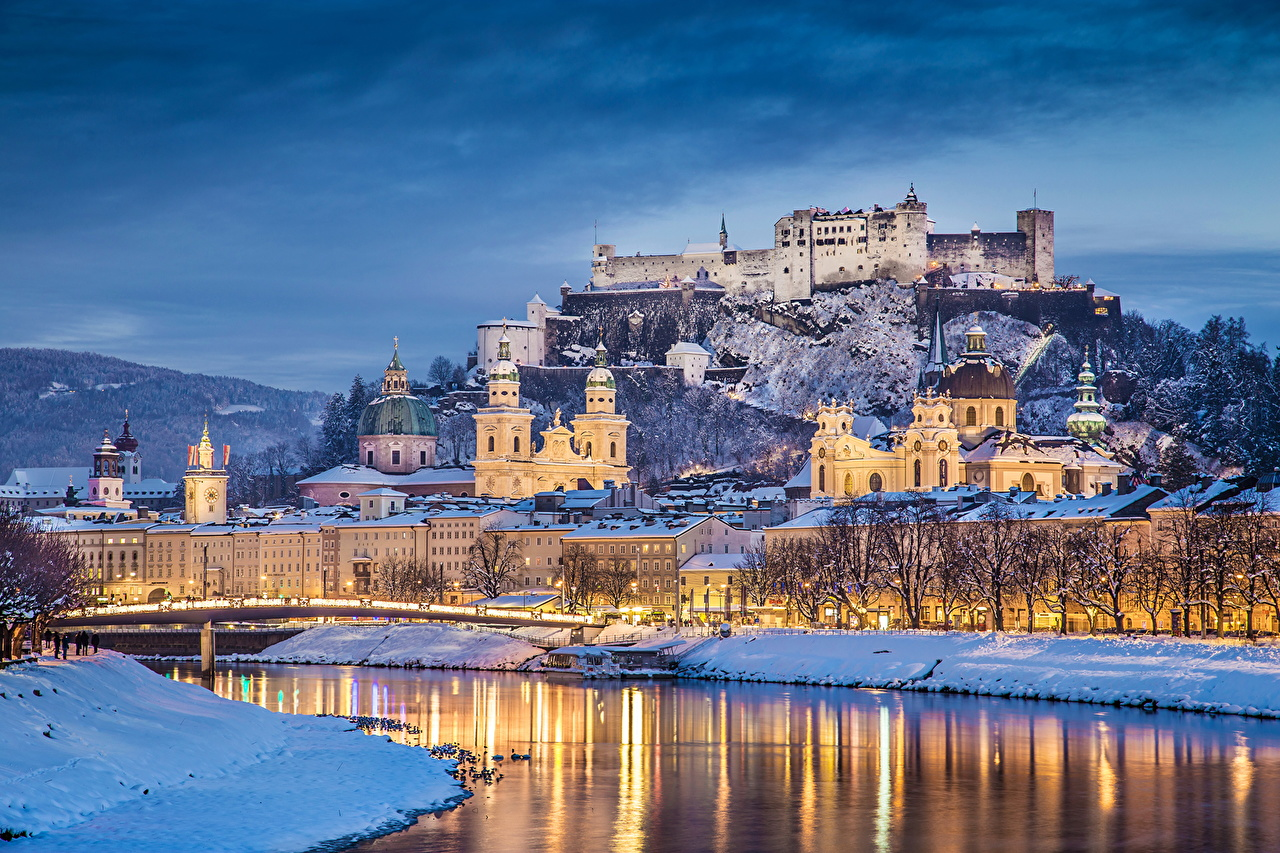 Salzburg Wallpapers and Background Images   stmednet 1280x853
