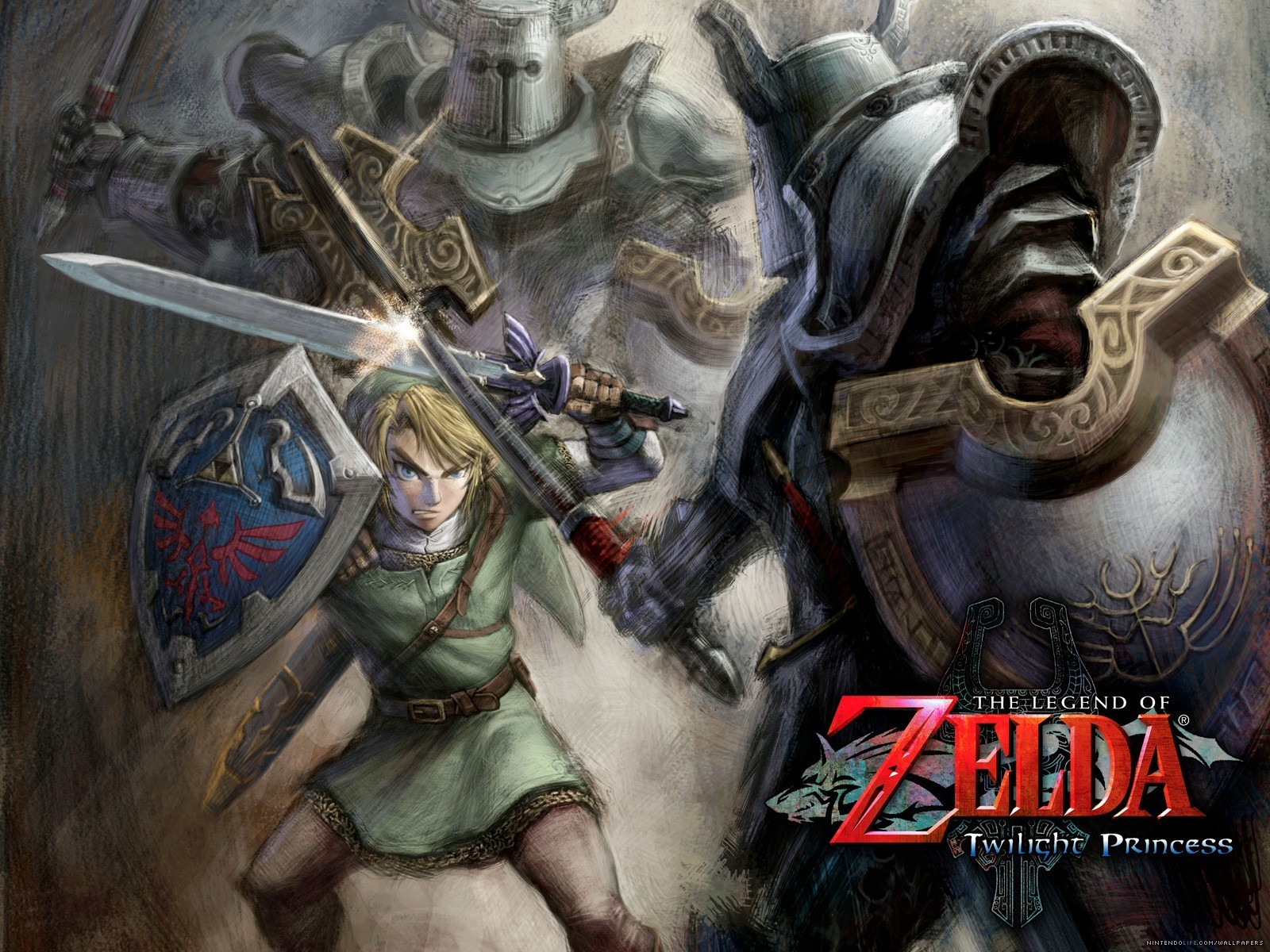 Legend of Zelda Wallpaper   The Legend of Zelda Wallpaper 5433362 1600x1200