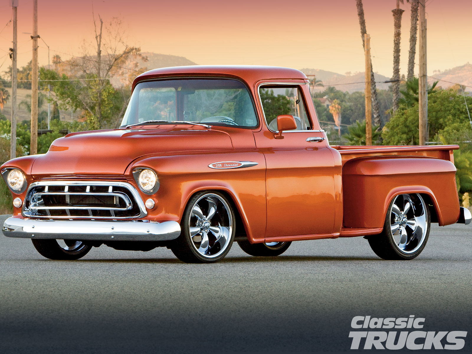 Old Chevy Truck Wallpaper 1600x1200