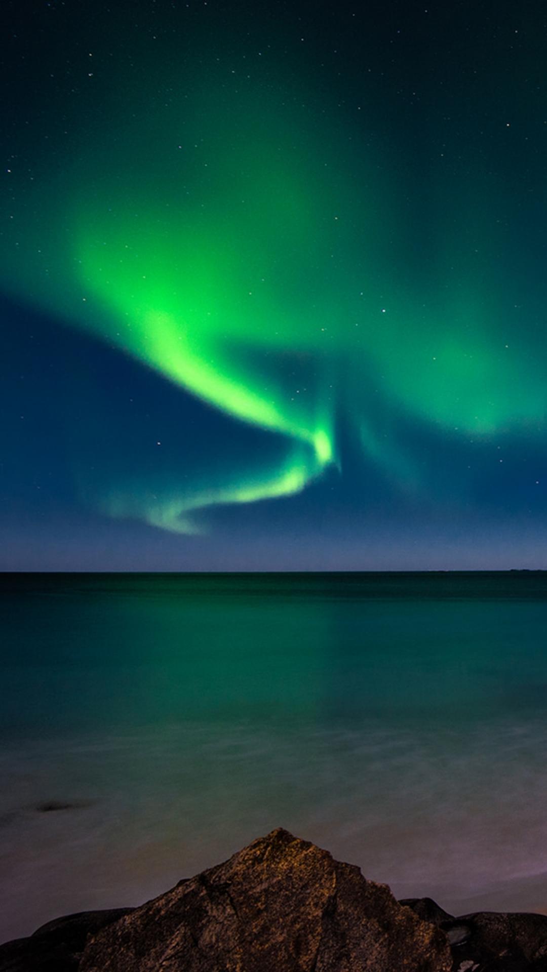 Aurora Borealis Wallpaper Hd - WallpaperSafari