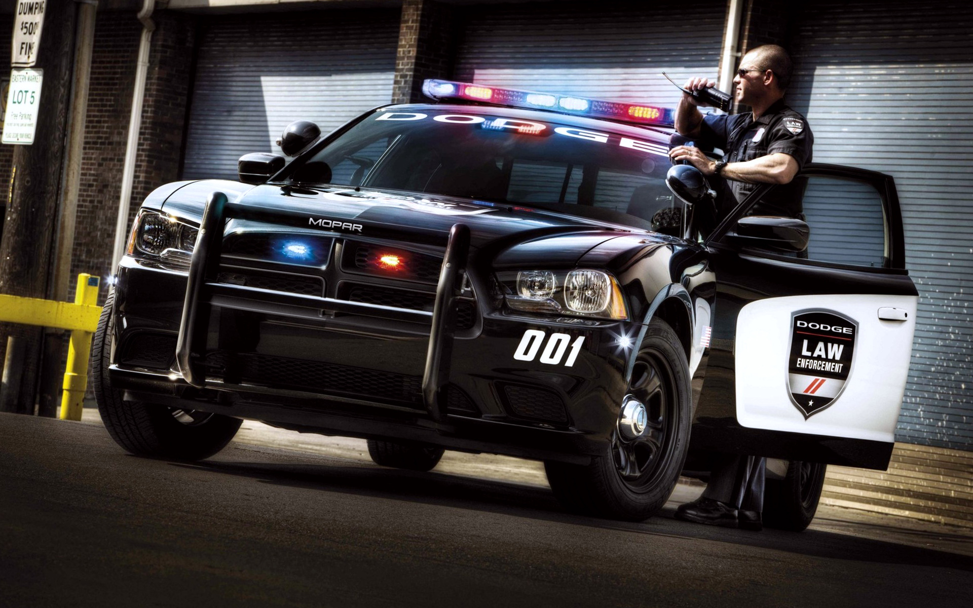 Category Cars Wallpapers Cool Police Car Action  1920x1200 px 1920x1200