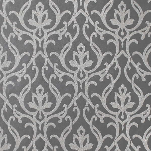 Grey Dazzled Wallpaper   Wall Sticker Outlet 600x600