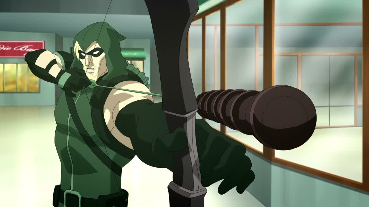 to Revolutionary Heroism DC Showcase Green Arrow DVD Short Wallpaper 1280x720