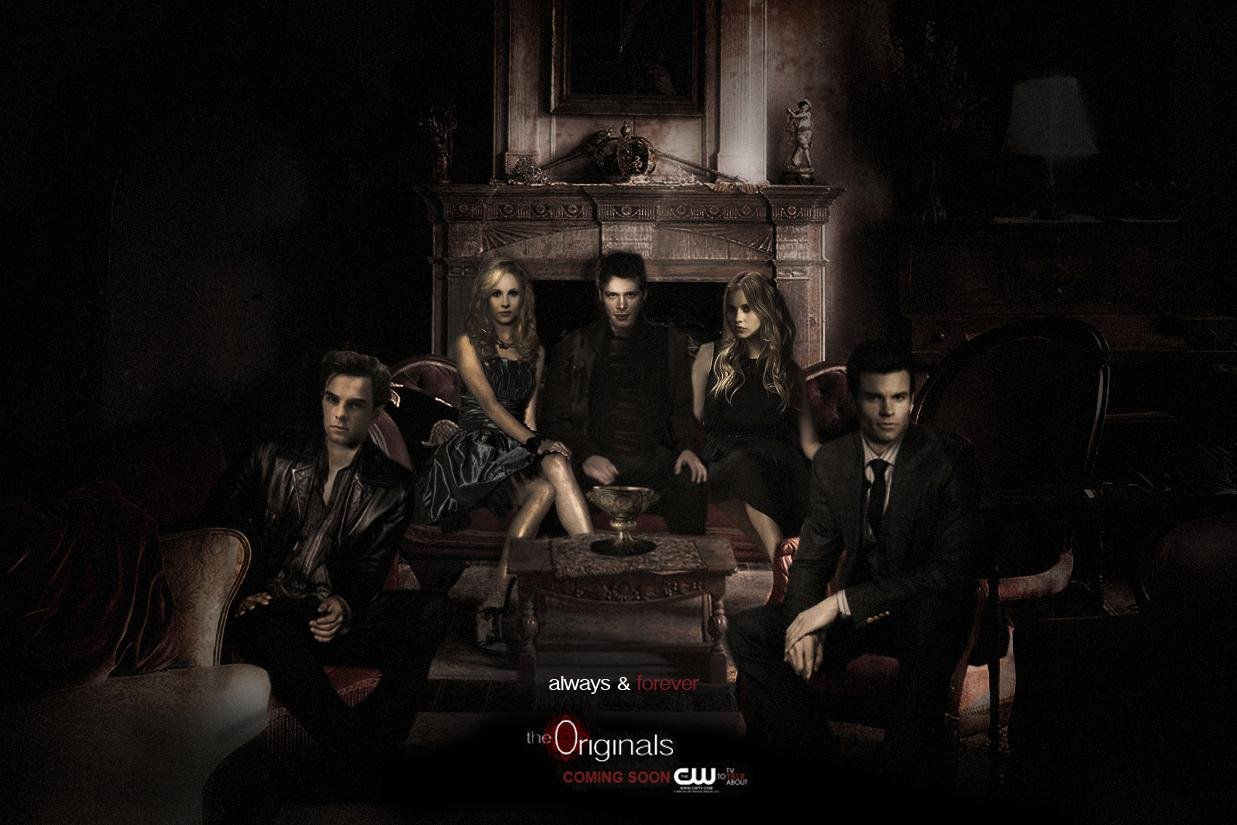The Originals Wallpaper HD - WallpaperSafari