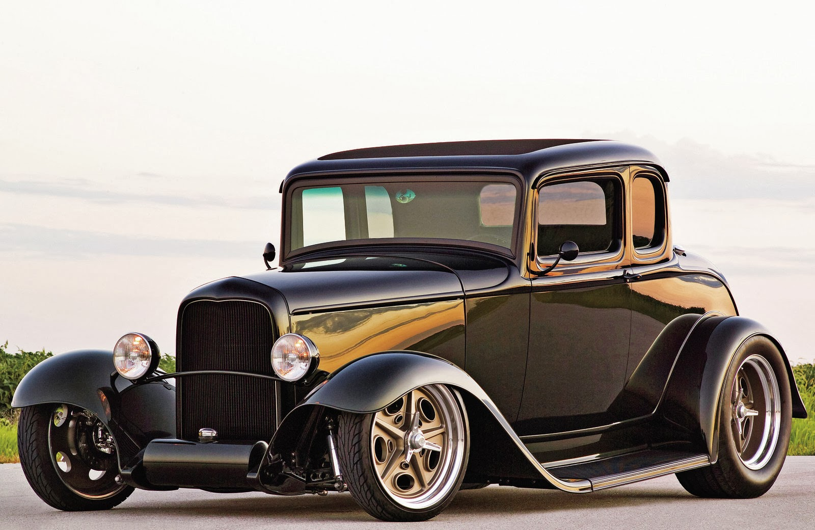 Cars View Hot Rods Wallpapers HD 1600x1040