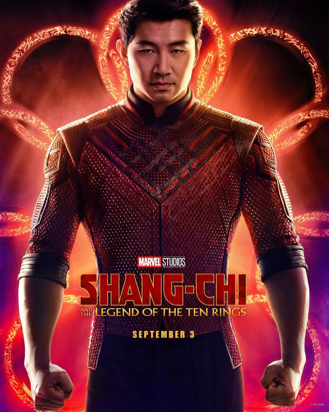 Marvel released the first poster for Shang Chi and The Legend of 1080x1351