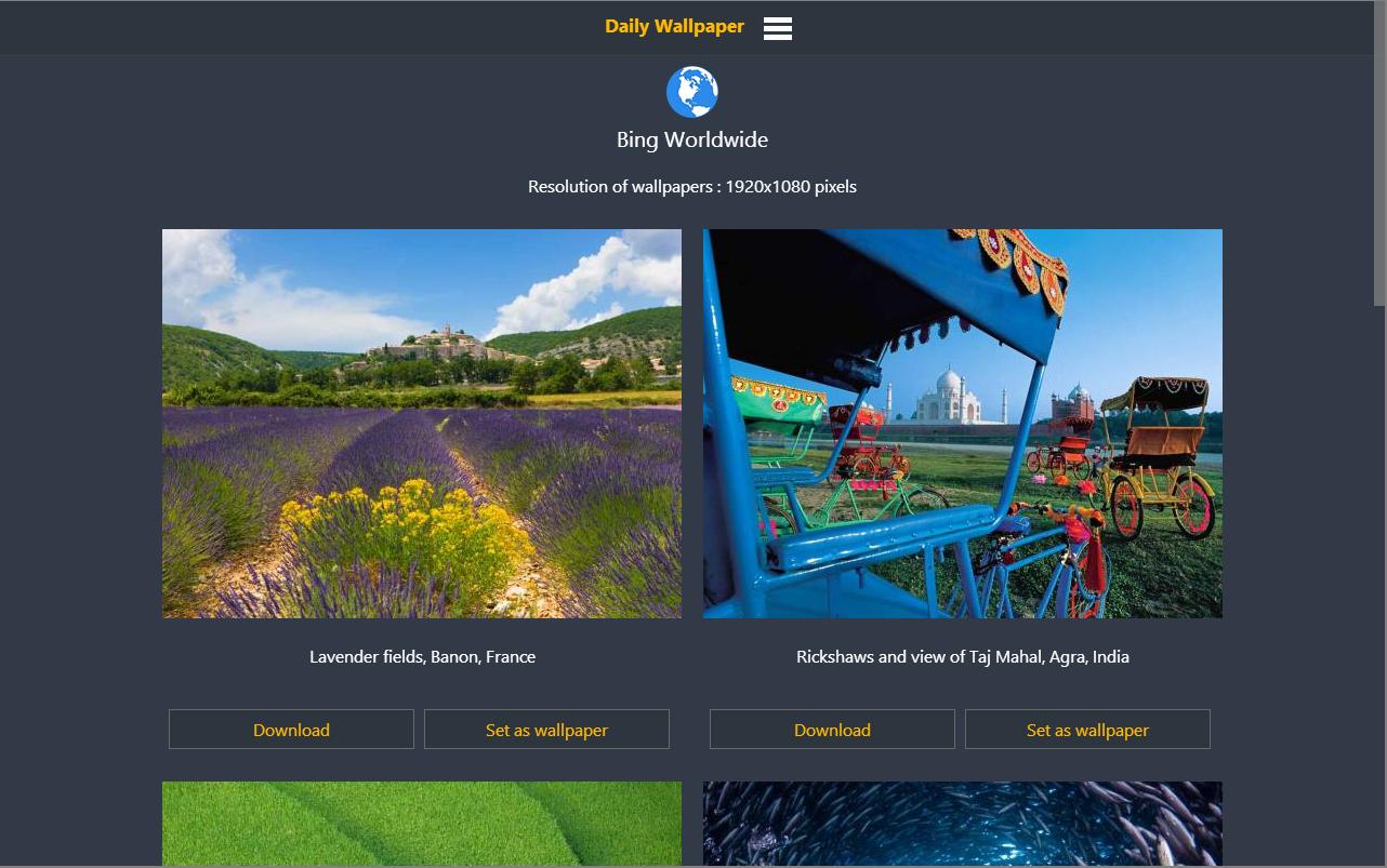 49 Bing Daily Wallpaper App On Wallpapersafari