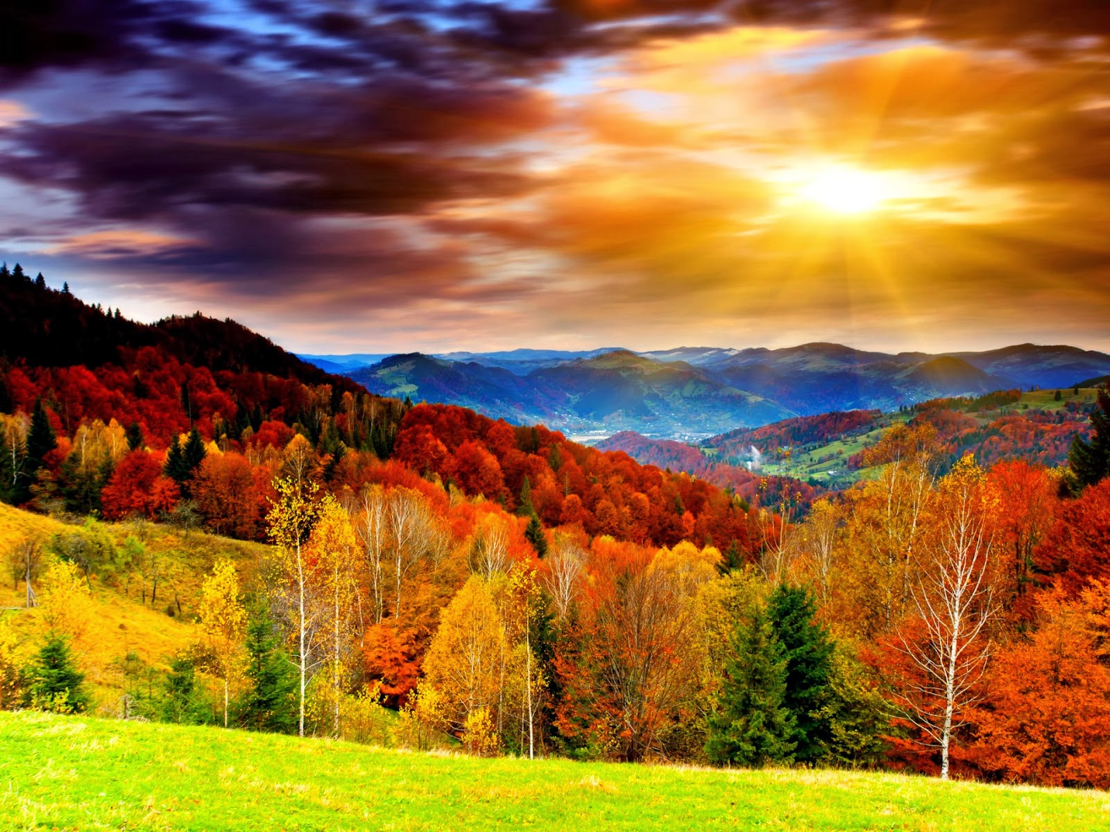 Download beautiful scenery wallpapers Most beautiful places in the 1600x1200