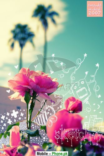 Beautiful Wallpapers For Mobile Phones Beautiful flower wallpapers 333x500