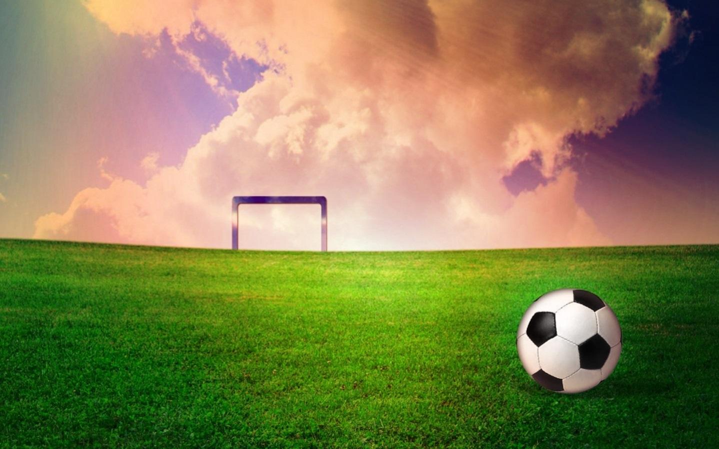Football Images Football Hd Wallpaper And Background: HD Football Field Wallpaper