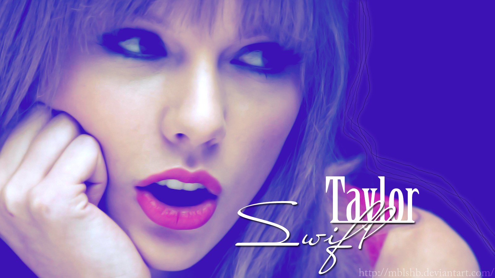 taylor swift   BeSwifties Wallpaper 35092974 1600x900