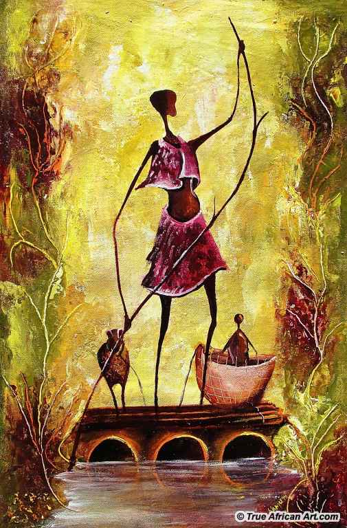 Hd African Art Wallpaper Wallpapersafari