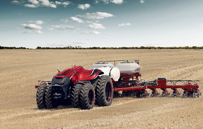 Wallpaper wallpaper magnum tractor case agriculture farming 1332x850