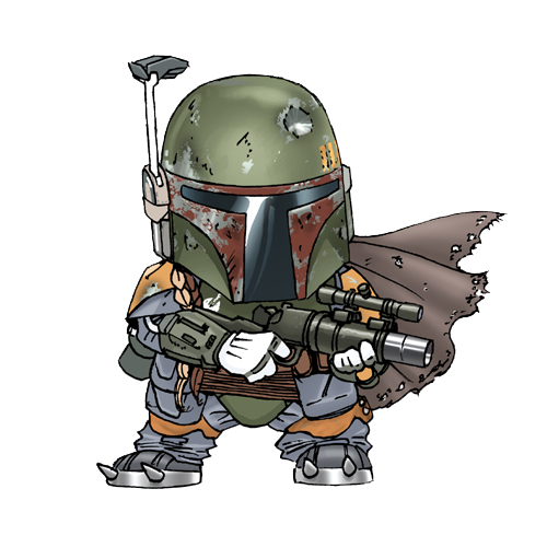 Gallery Star Wars Cartoon Characters Wallpaper 500x500