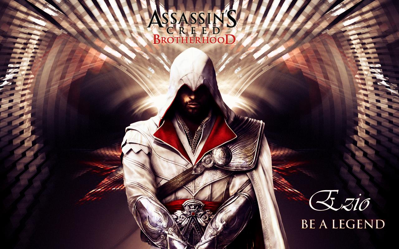Free Download Creed Brotherhood Hd Wallpaper This Assassins