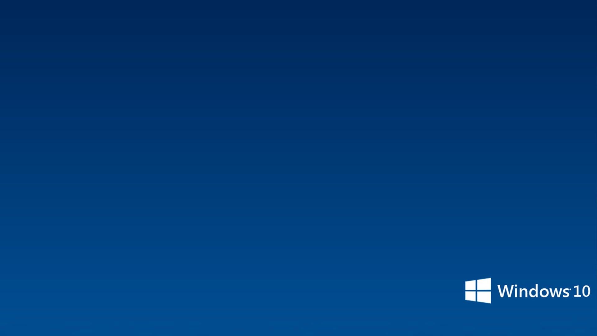 Free Download Simple Microsoft Windows 10 Wallpaper