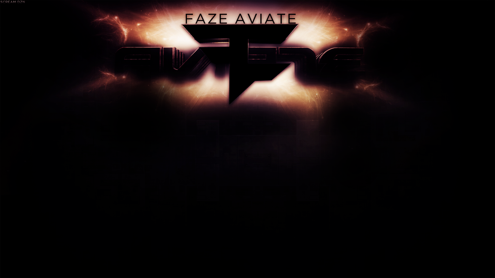Faze Logo hd Faze Wallpaper hd Faze 1600x900