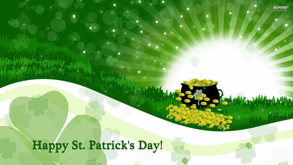 17 St Patricks Day Desktop Wallpapers for True Irish Lads 1024x576
