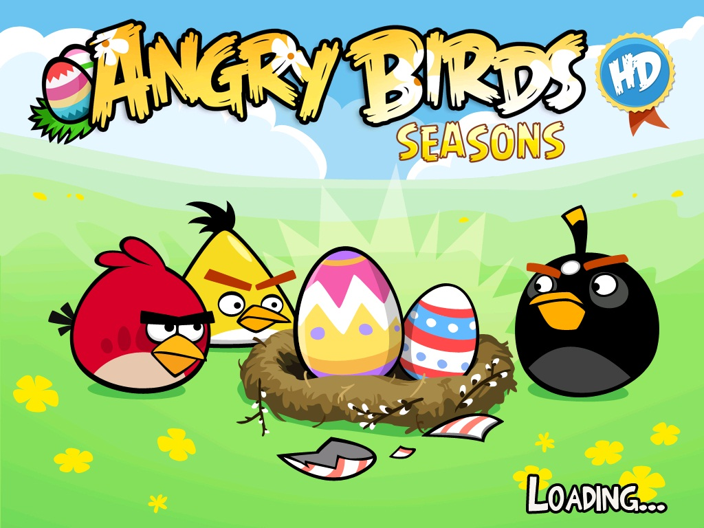 40 Mind Blowing Angry Birds Wallpapers   FunPulp 1024x768