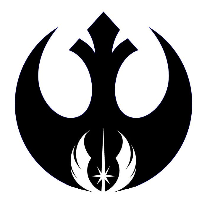 Jedi Order Logo Wallpaper Rebel alliance jedi order 700x700