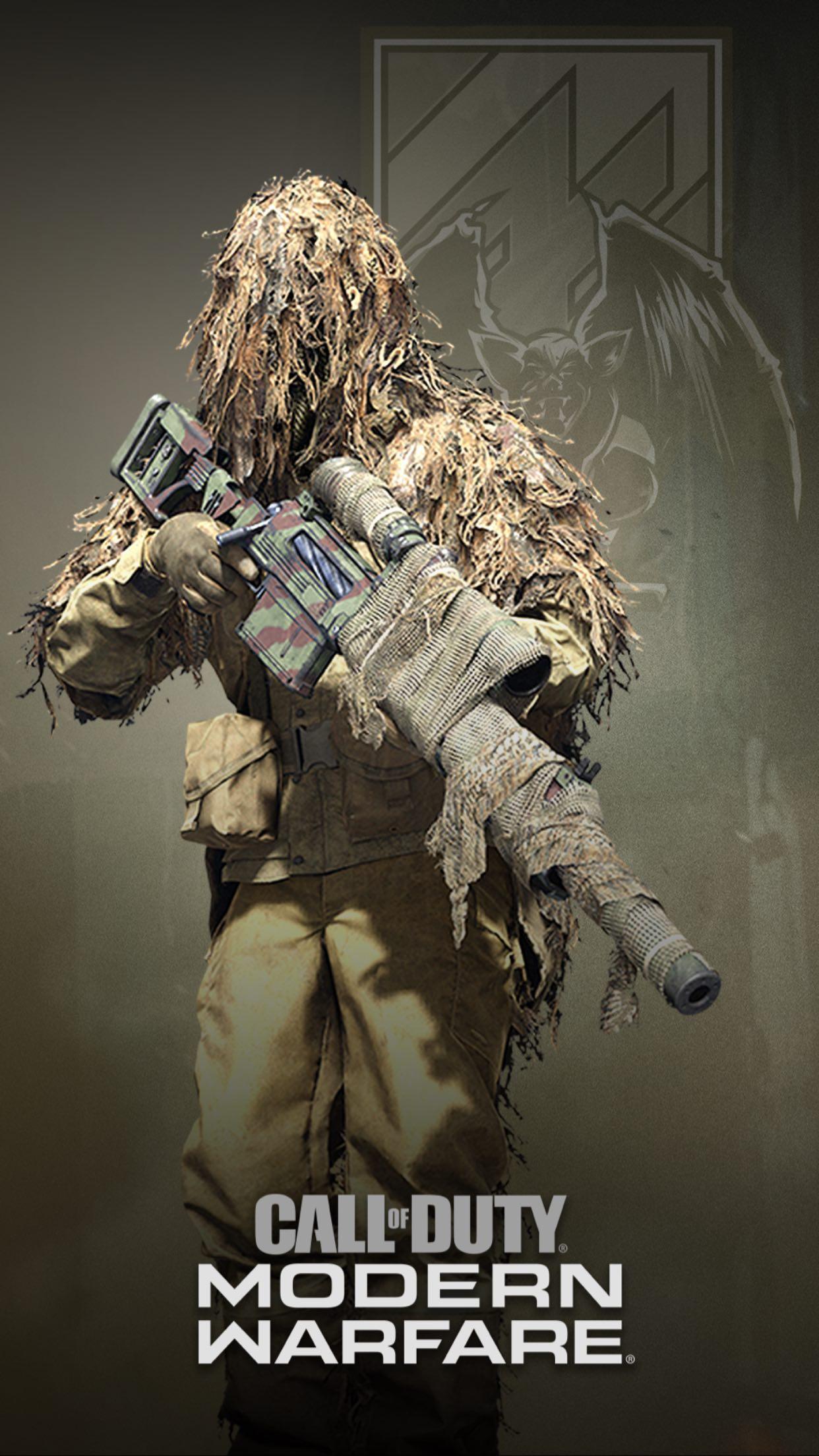 Call of duty Modern Warfare Mobile Phone Wallpaper set 5 of 17 1242x2208