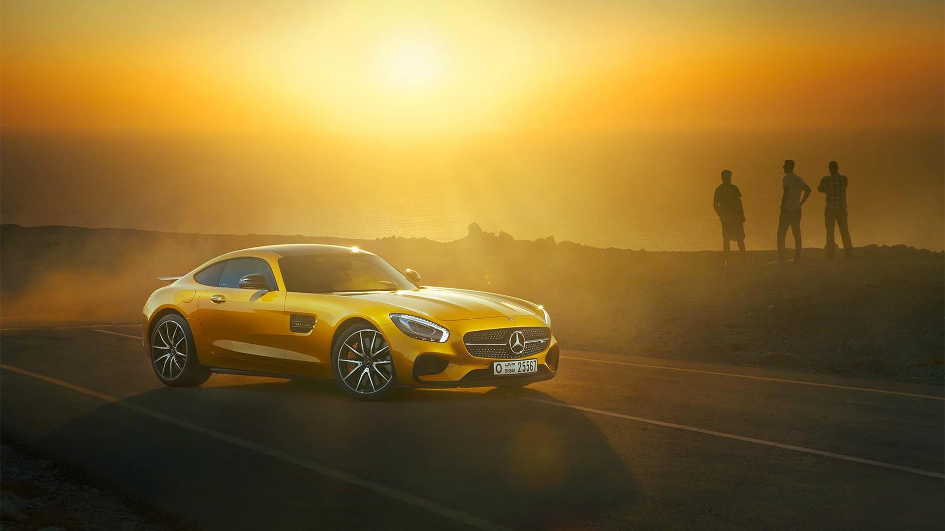 Mercedes Benz AMG GT S 2015 Wallpaper HD Car Wallpapers 1920x1080