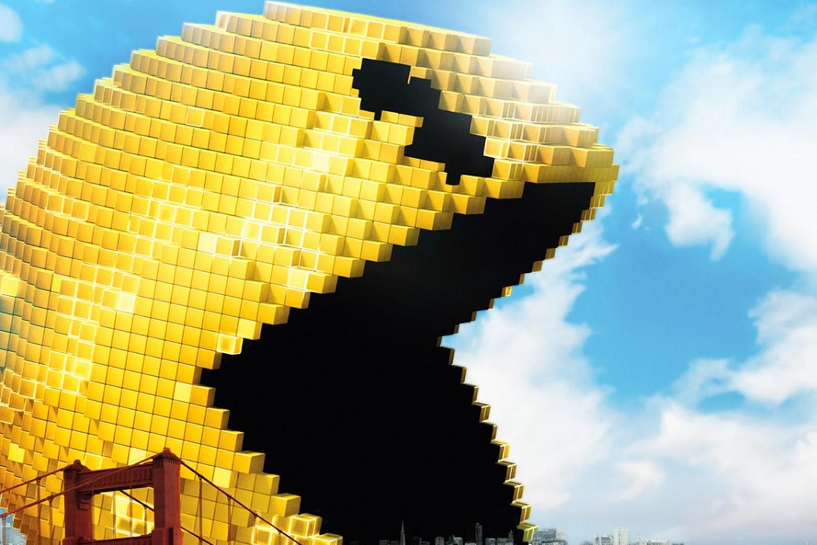 Pixels Movie 2015 HD Wallpapers Download 1600x1067