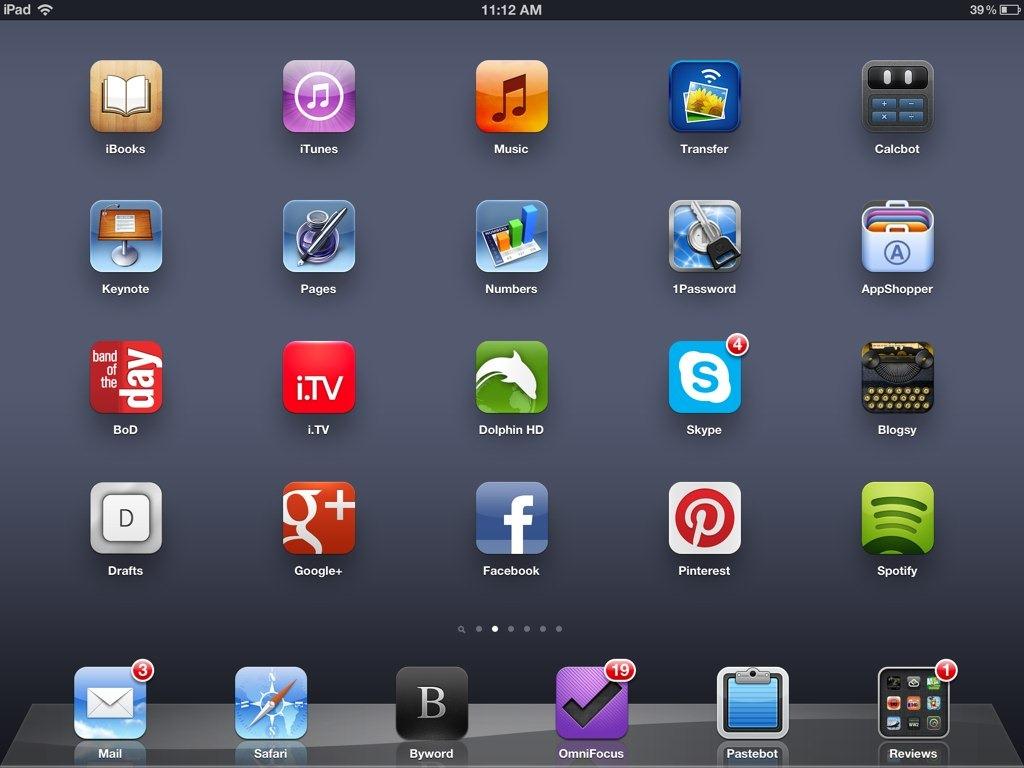 Weekend iPad Wallpapers Back to Basics iPad Insight 1024x768