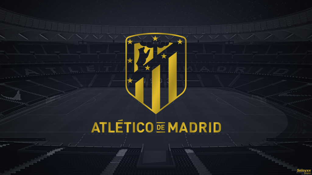 Atletico Madrid wallpaper by seloyxx 1024x576