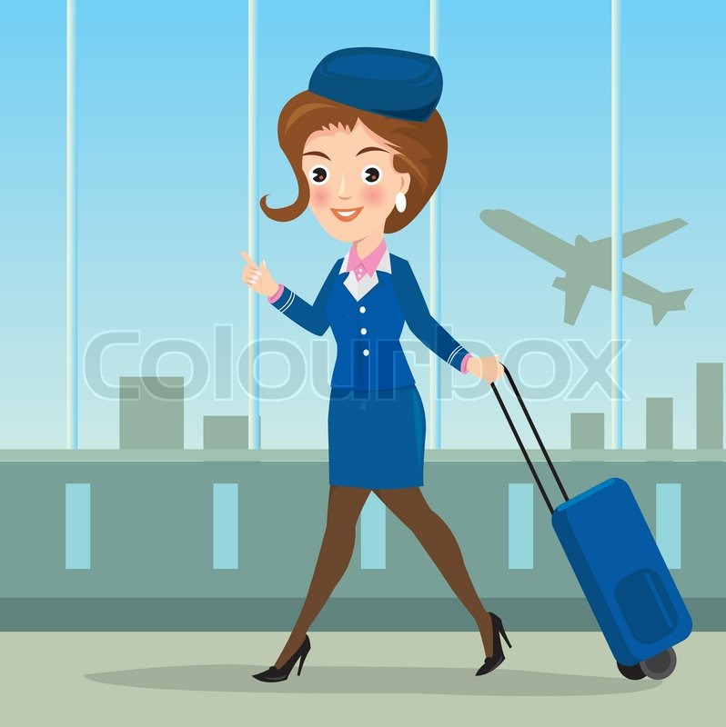 how to become a stewardess on a plane