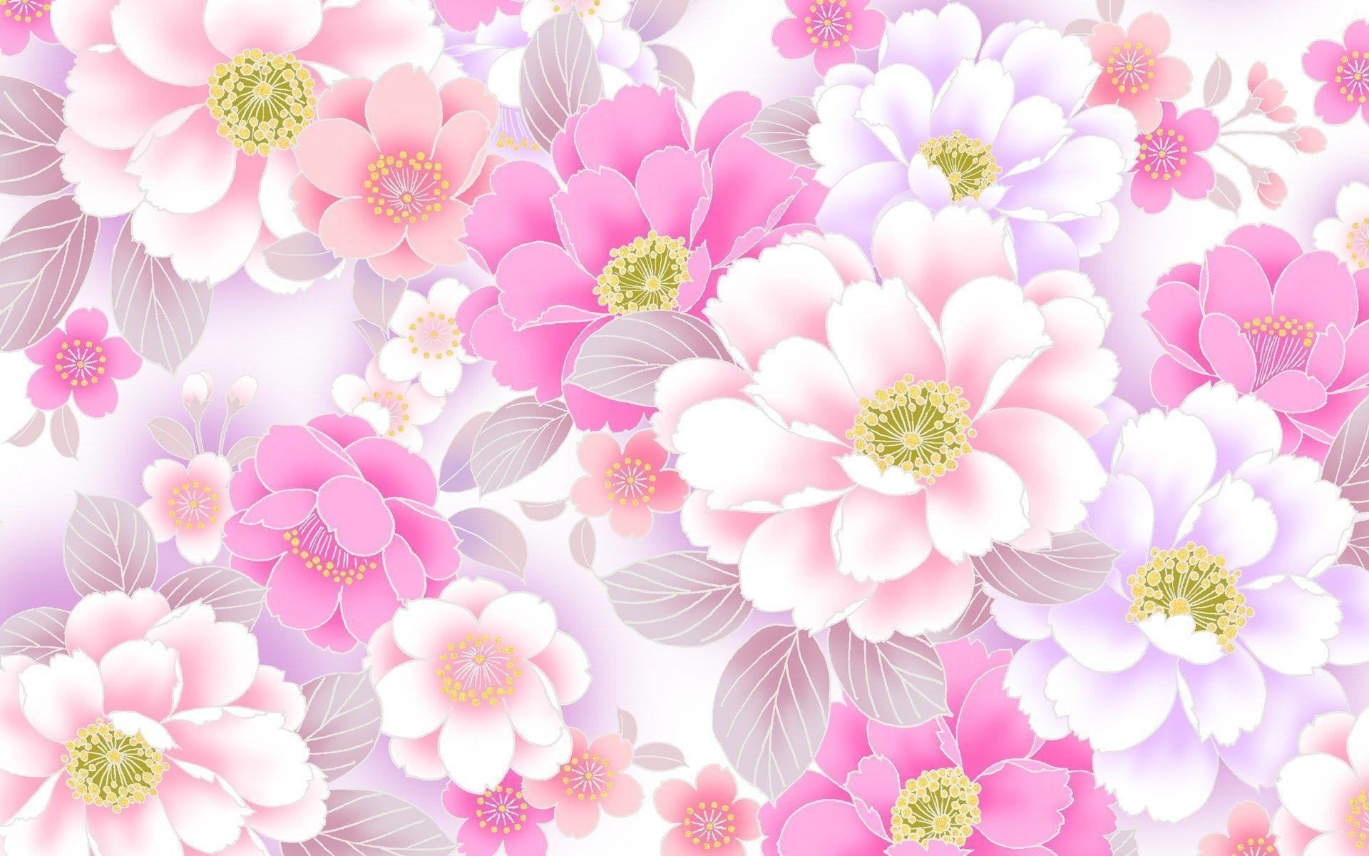 Floral Desktop Backgrounds 1920x1200