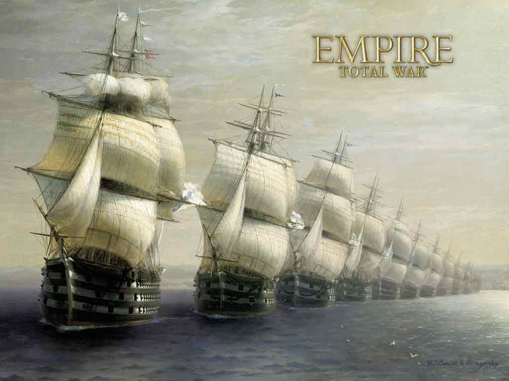 Empire Total War 1024x768