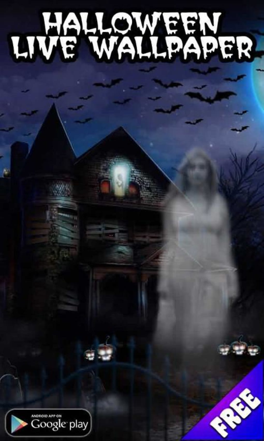 Halloween Live Wallpaper APK for Android   Download 1020x1700