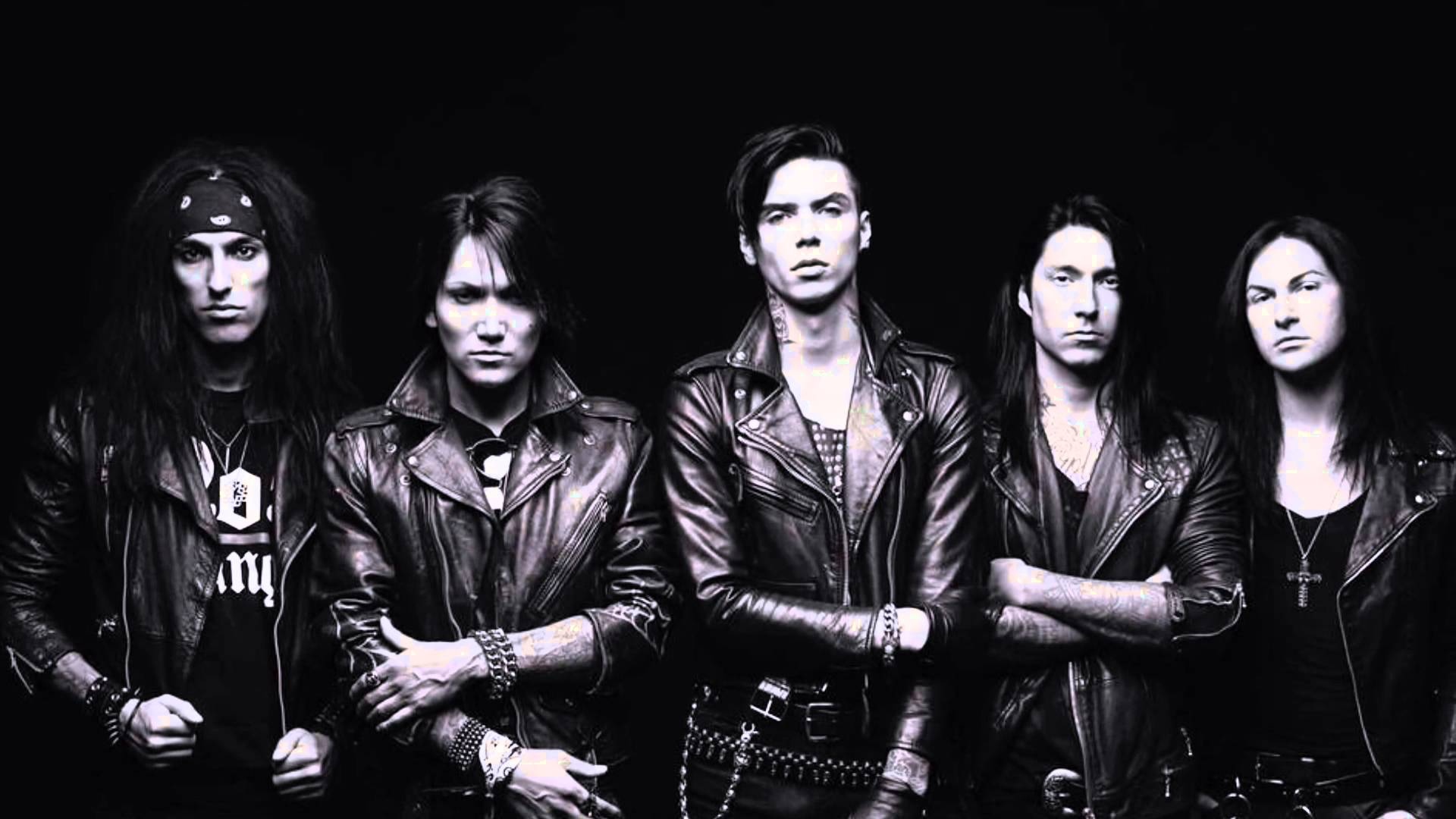 Black Veil Brides Wallpaper HD 1920x1080