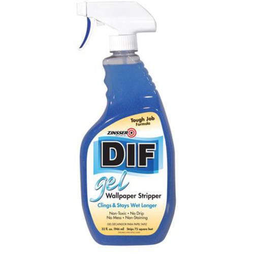 Zinsser DIF Wallpaper Stripper Spray Gel Out of Stock 500x500