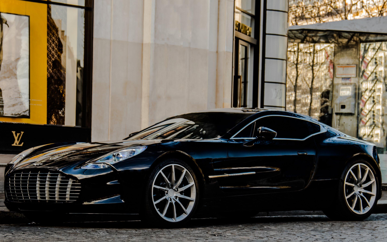 32 Aston Martin One 77 Wallpapers On Wallpapersafari