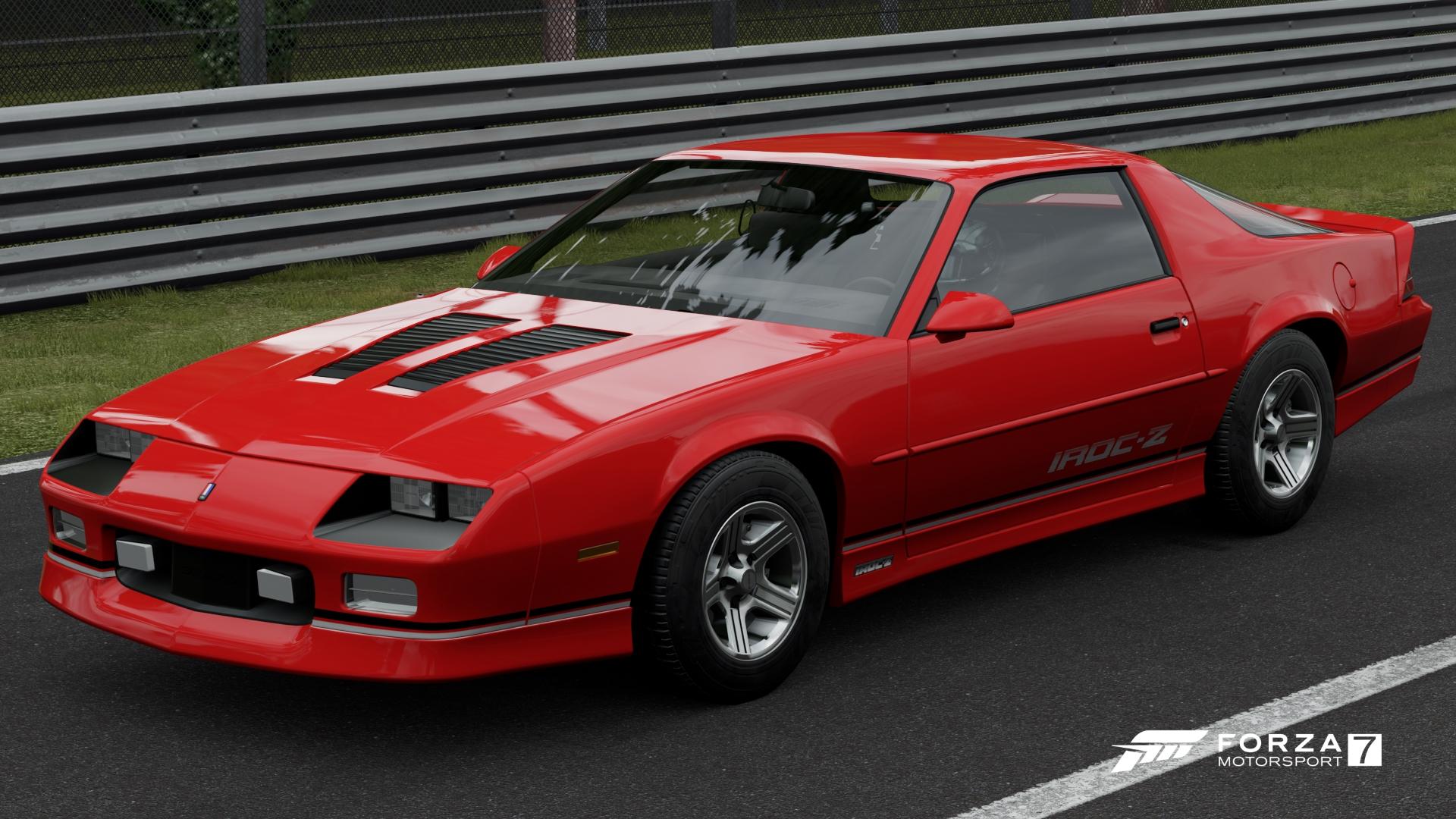 Chevrolet Camaro IROC Z Forza Motorsport Wiki FANDOM powered 1920x1080