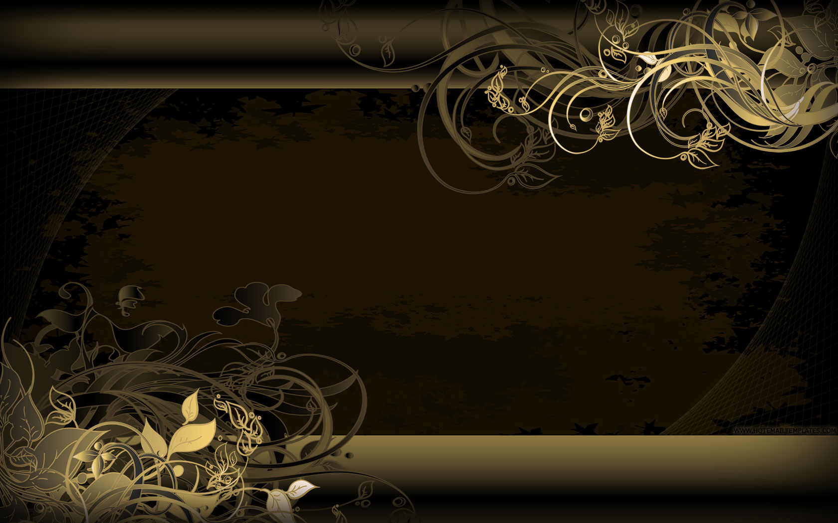 vintage wallpaper black gold