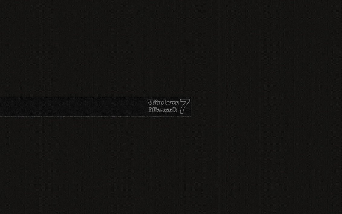 Black HD Wallpaper 1920x1080
