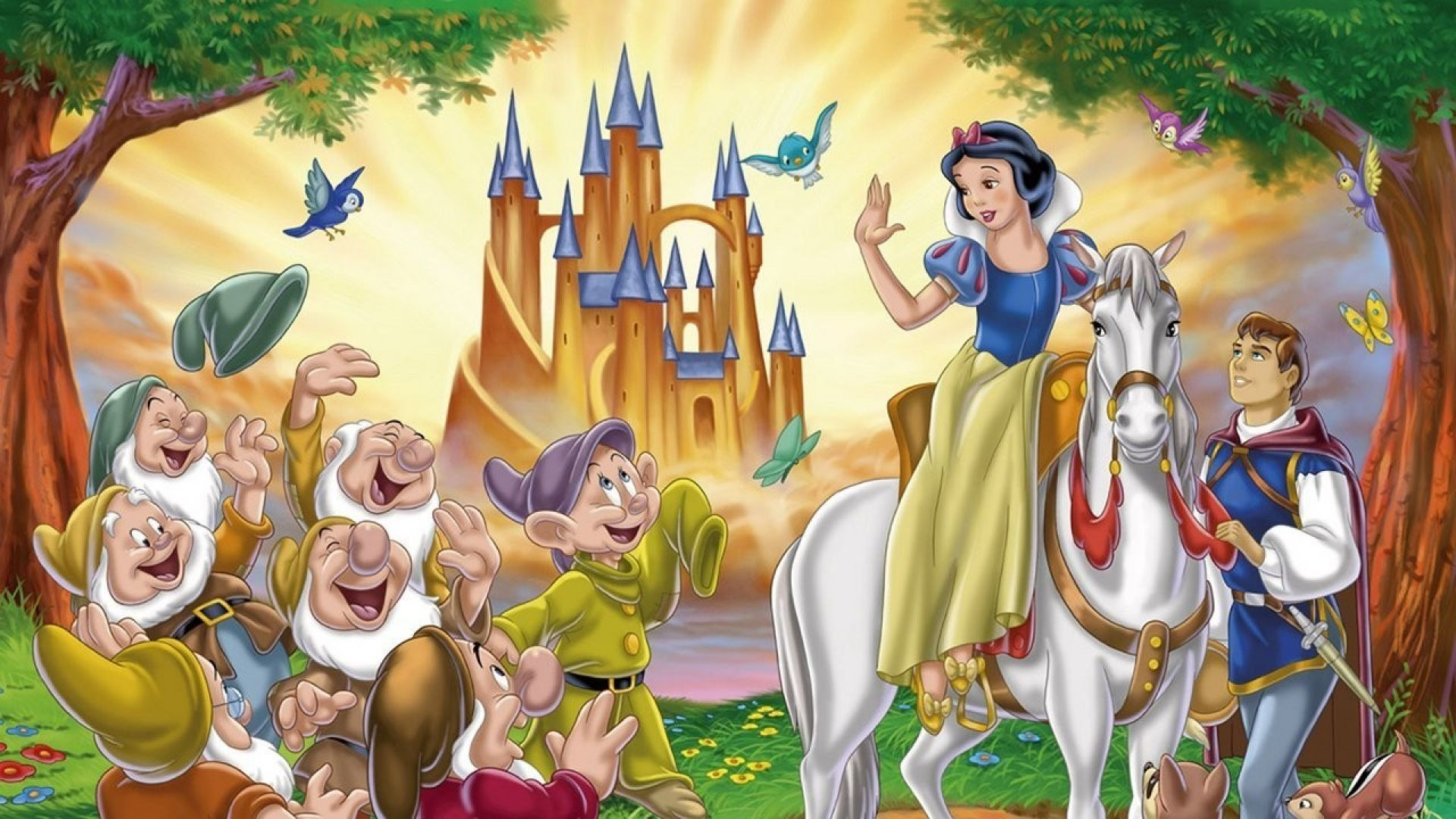 Snow white and seven dwarfs hentai pic nackt video