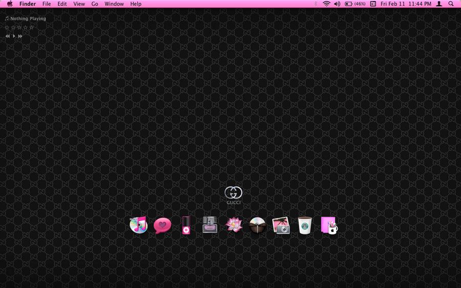 Pink Gucci Wallpaper Gucci pink screen for mac osx 900x563