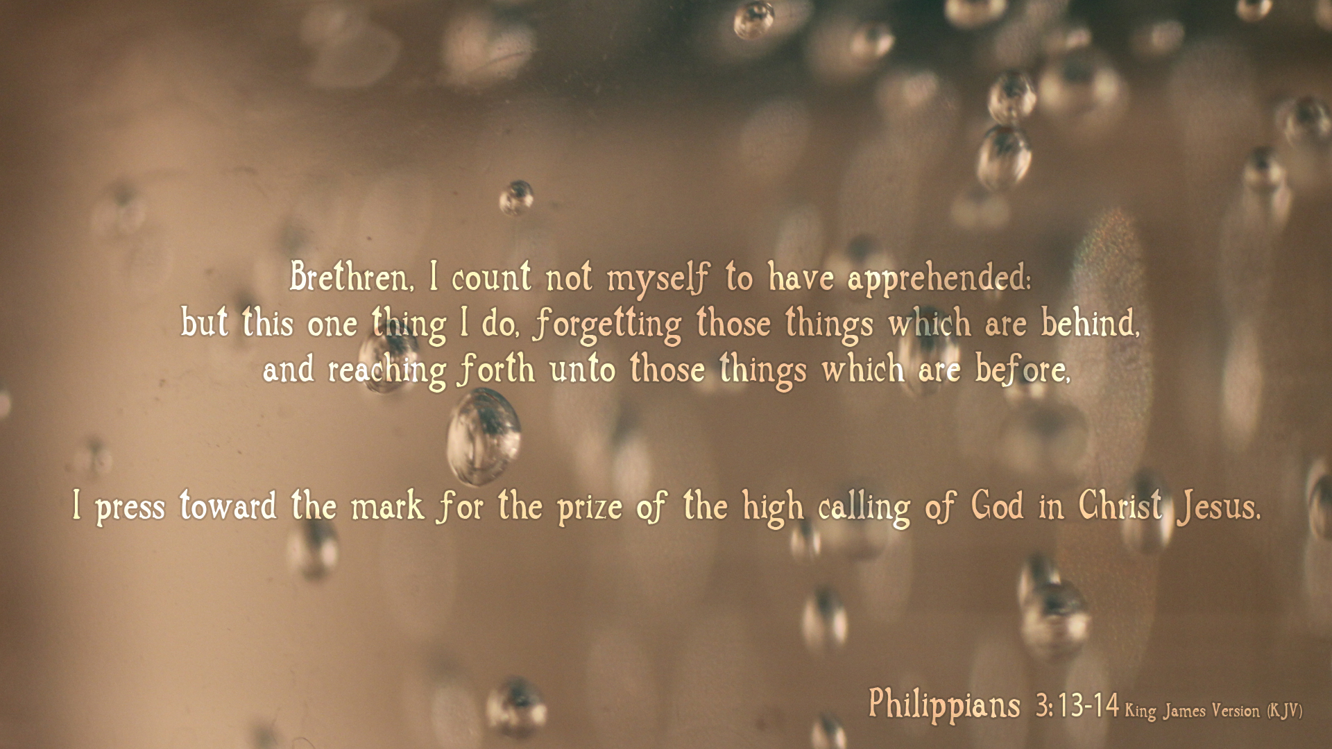 Philippians 313 14 Background Bible 1920x1080