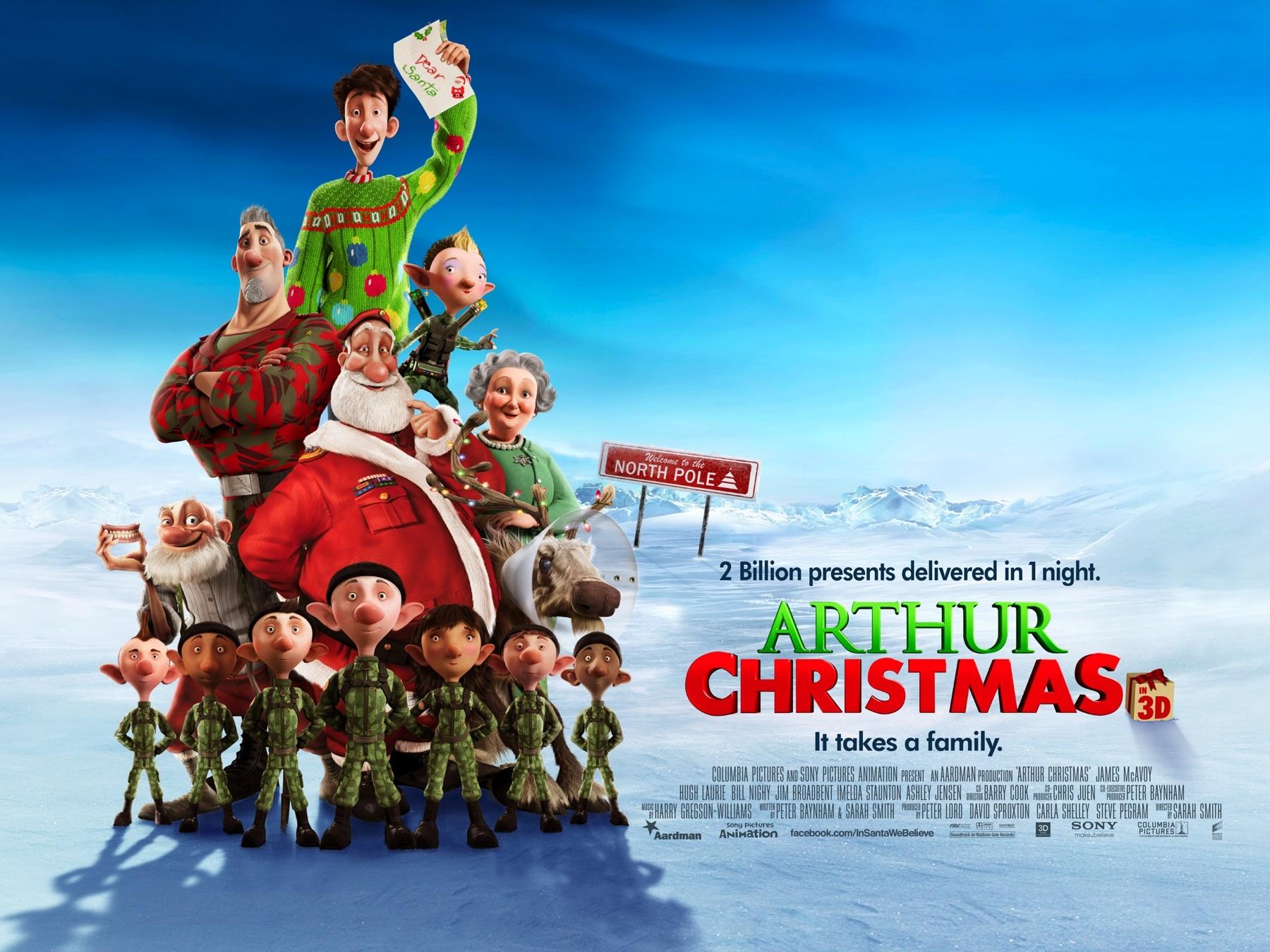 Arthur Christmas wallpapers Movie HQ Arthur Christmas pictures 1800x1350