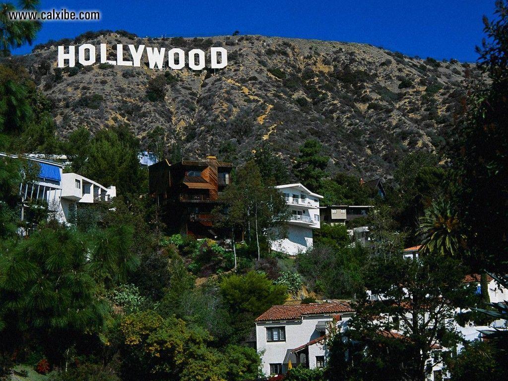 Hollywood Hills Wallpaper   LiLzeu   Tattoo DE 1024x768