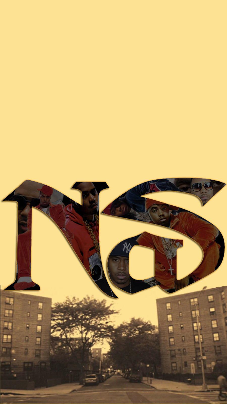 Nas iPhone Wallpapers   Top Nas iPhone Backgrounds 900x1600