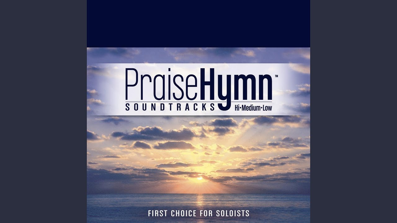 Hosanna   Medium without background vocals Performance Track 1280x720