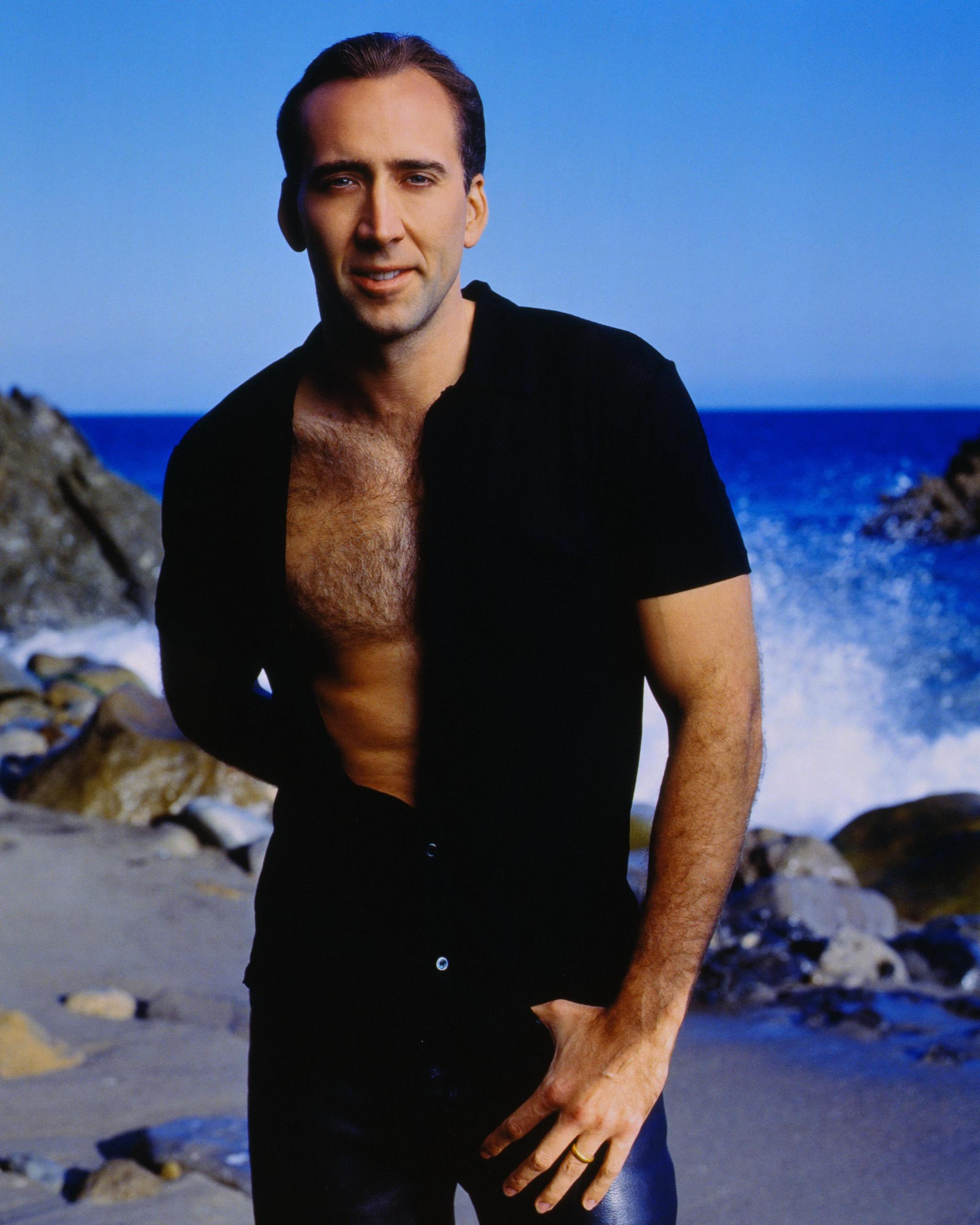 33] Nicolas Cage Wallpapers on WallpaperSafari 2048x2560