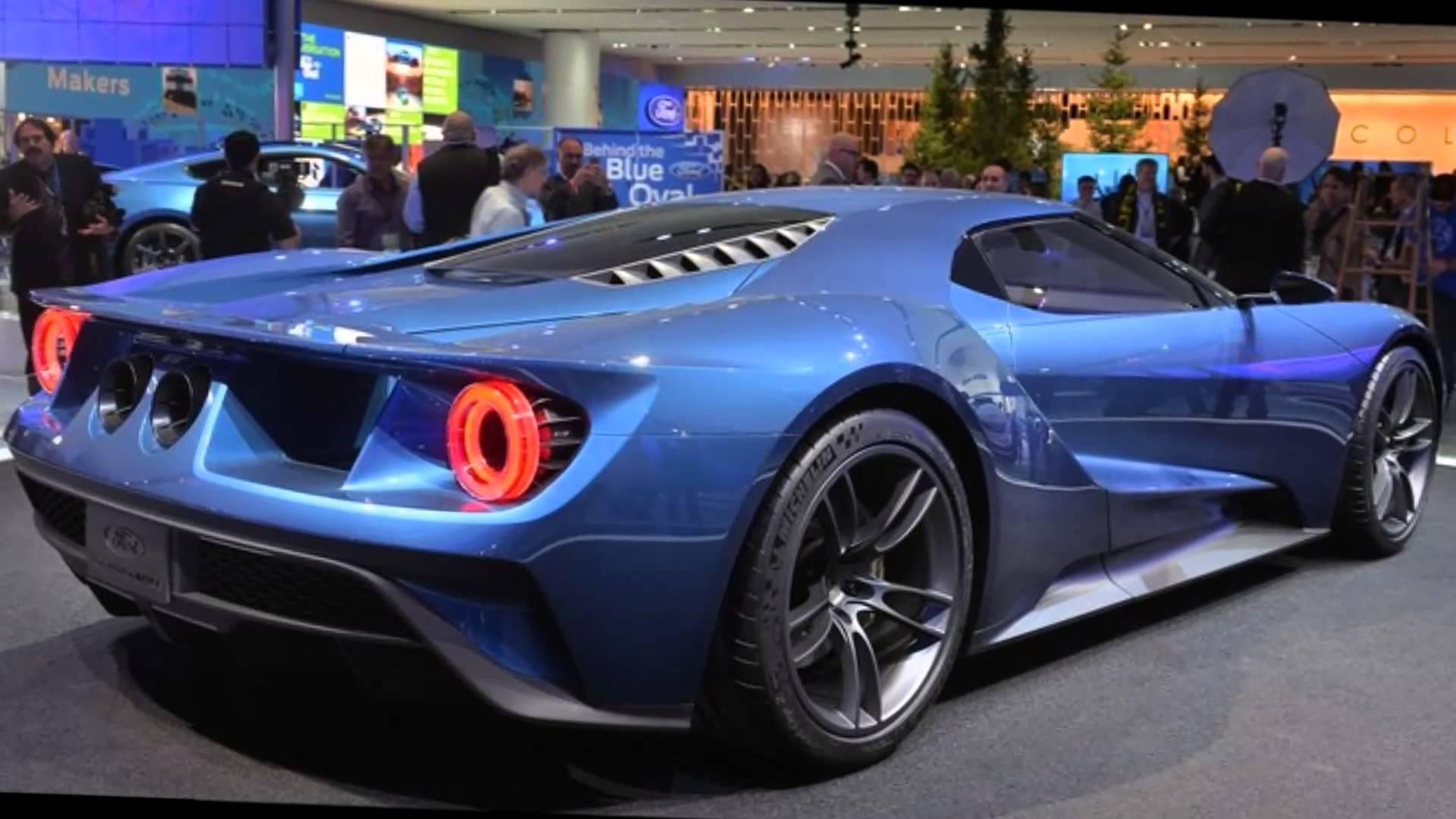 2014 Ford Gt40 Html Autos Post