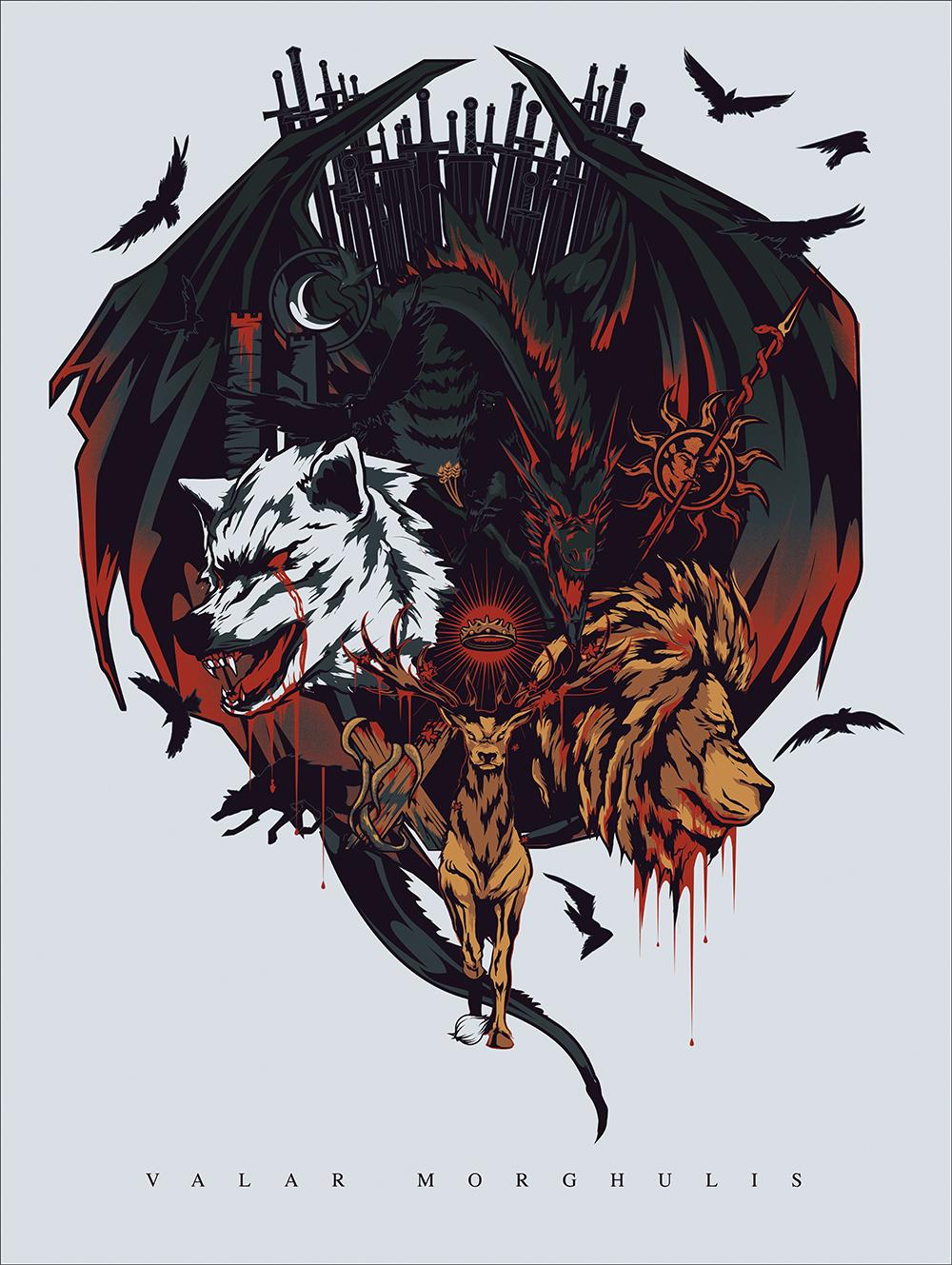 valar morghulis   Large Images 1000x1329