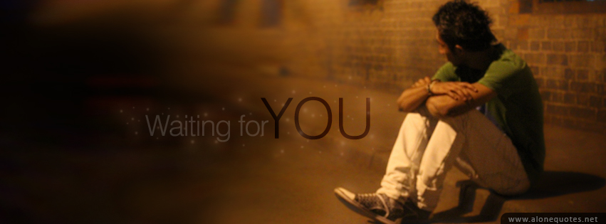 Facebook cover photo   Waiting for you   Love Wallpapers Gallery 851x315